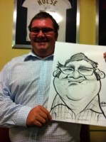 Caricature Artists Thornton Hall Wirral